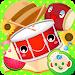 Download リズムえほん 赤ちゃんのアプリ知育音楽リズム遊びゲーム 無料 1.23 APK