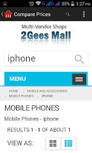 Download 2Gees Comparison 2.14 APK