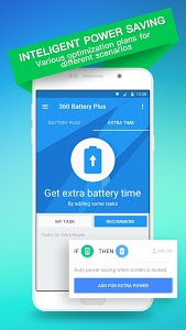 Download 360 Battery - Battery Saver, Phone Cooler, Cleaner 1.5.8.6451 APK