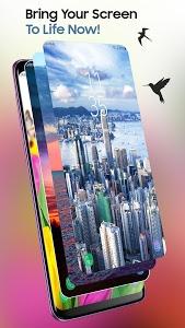 screenshot of 3D Wallpapers Backgrounds HD version 2.2
