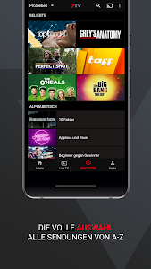 Download 7TV - Mediathek, TV Livestream 2.1.1 APK