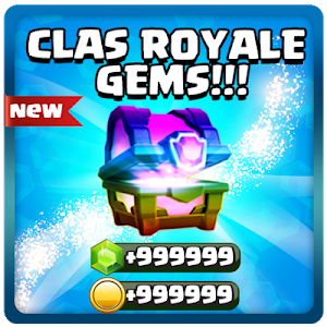 Download 99ChestGems Clash Royale Prank 1.1.0 APK