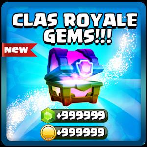 screenshot of 99ChestGems Clash Royale Prank version 1.1.0