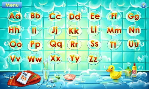 screenshot of ABCD for kids - ABC Learning games for toddlers ? version 1.3.4