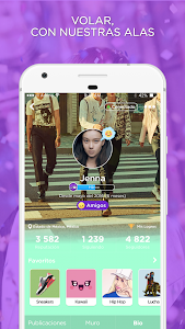 Download ARMY Amino para BTS en Español 1.8.19820 APK