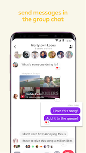 Download Airtime: Live Video Chat & Friend Group Hangout 3.15.0 APK
