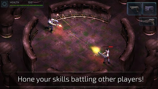 screenshot of Alien Shooter 2 - The Legend version 1.4.7