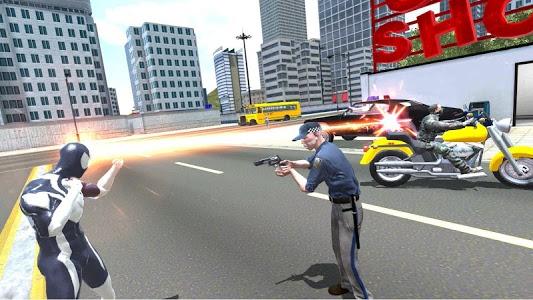 Download Amazing Strange Rope Police - Vice Spider Vegas 1.3.9 APK