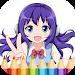 Download Anime Manga Coloring Book 2.21 APK