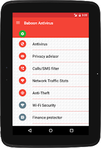 screenshot of AntiVirus for Android - 2019 version 1.4.6.6