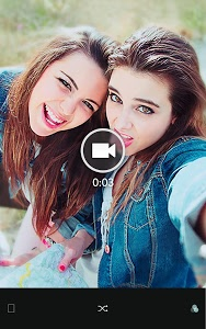 screenshot of B612 - Selfie from the heart version 4.4.1