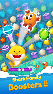 Download Baby Shark Match: Ocean Jam 1.2.1 APK
