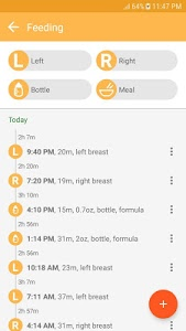 Download Baby tracker - feeding, sleep and diaper 1.0.41 APK