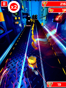 screenshot of Banana adventure rush : legends rush version 1.0