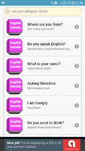 Download Belajar Bahasa Inggris Sehari hari 1.6 APK