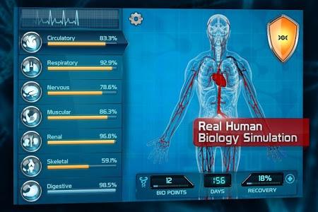 screenshot of Bio Inc - Biomedical Plague version 2.905