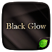 Download Black Glow GO Keyboard Theme 4.5 APK