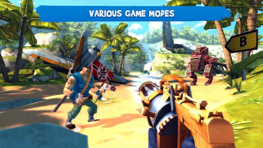 Download Blitz Brigade - Online FPS fun 3.5.2b APK
