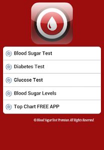 Download Blood Sugar Test Premium 2.6 APK