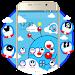 Download Blue Cute Cartoon Theme 1.1.5 APK
