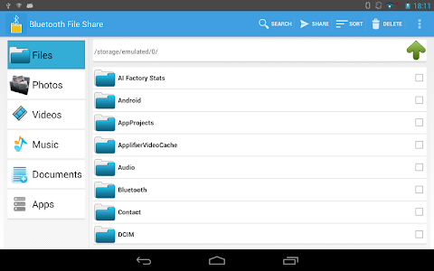 Download Bluetooth Files Share  APK