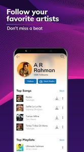 Download Hungama Music - Songs, Radio & Videos 5.1.4 APK