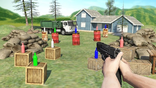 screenshot of Bottle 3D Shooting Expert version Varies with device