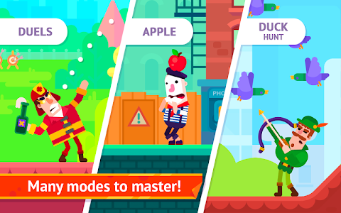 Download Bowmasters 2.12.5 APK