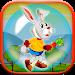 Bunny Rabbit Run : Jungle Fun