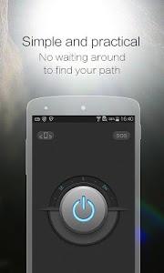 screenshot of CM Flashlight (Compass, SOS) version 1.3.8