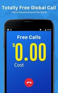 screenshot of Call Free - Call to phone Numbers worldwide version 1.4.6