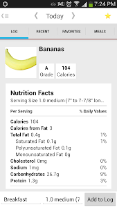 Download Calorie Counter 4.2.5 APK