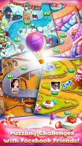 screenshot of Candy Charming-Match 3 Puzzle version 6.2.3051