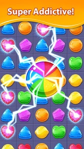 screenshot of Candy Swap Fever version 1.2.3008