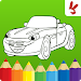 Download Cars coloring book for kids 1.6.1 APK
