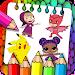Download Cartoons Coloring Book 1.3 APK