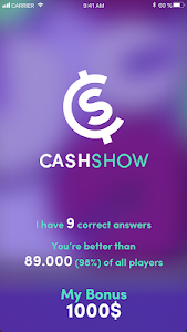 Download Cash Show - Win Real Cash! 2.16.0 APK
