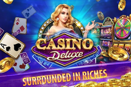 Download Casino Deluxe - Free Slots & Vegas Games 1.7.15 APK