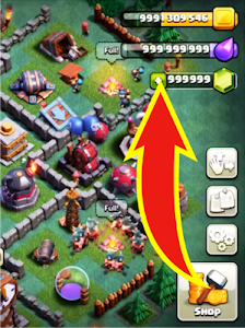 Download Cheat Clash Of Clans and COC 1.0 APK