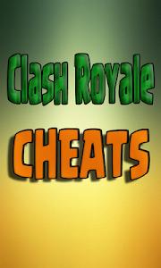 Download Cheats For Clash Royale Gem 1.3 APK