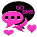 Download ClassyPink GoSMS Pro Theme 1.1 APK