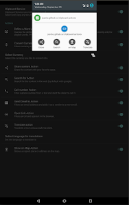Download Clipboard Actions 1.38 APK