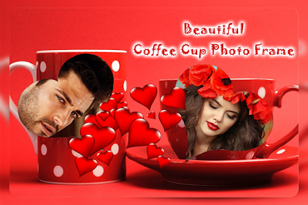 Download Coffee Cup Dual Photo Frames 1.0.5 APK