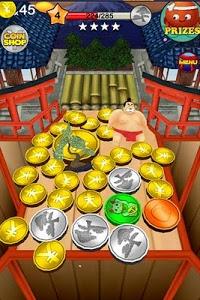 screenshot of Coin Dozer: World Tour version 3.6