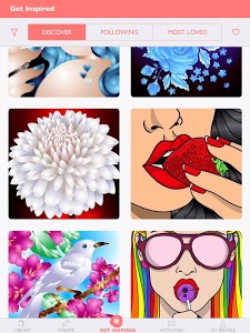 Download Colorfy: Coloring Book for Adults - Free  APK