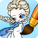 Download Coloring Pages Elsa Frozen 1.01 APK