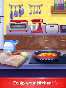 Download Cookbook Master - Master Your Chef Skills! 1.3.10 APK