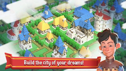 Download Crafty Town - Kingdom Builder 0.8.337 APK