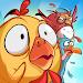 Download Crazy Farm War : Bird Invasion 13 APK