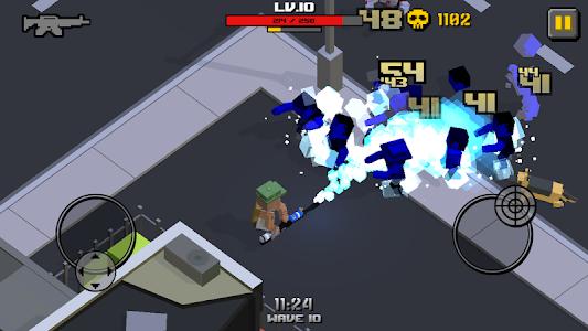Download Cube Zombie War 1.2.2 APK